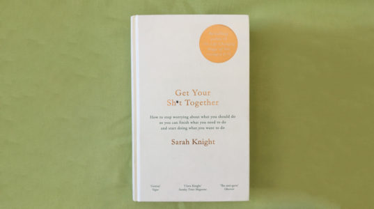 Get your sh*t together book review