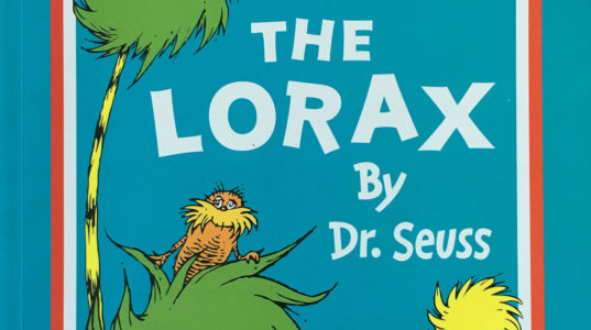 The Lorax Book Review Featured Image