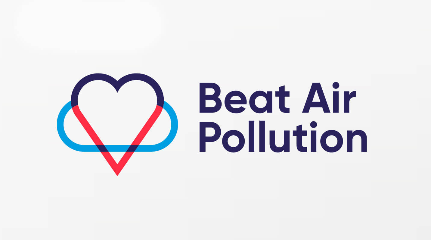 Beat Air Pollution logo