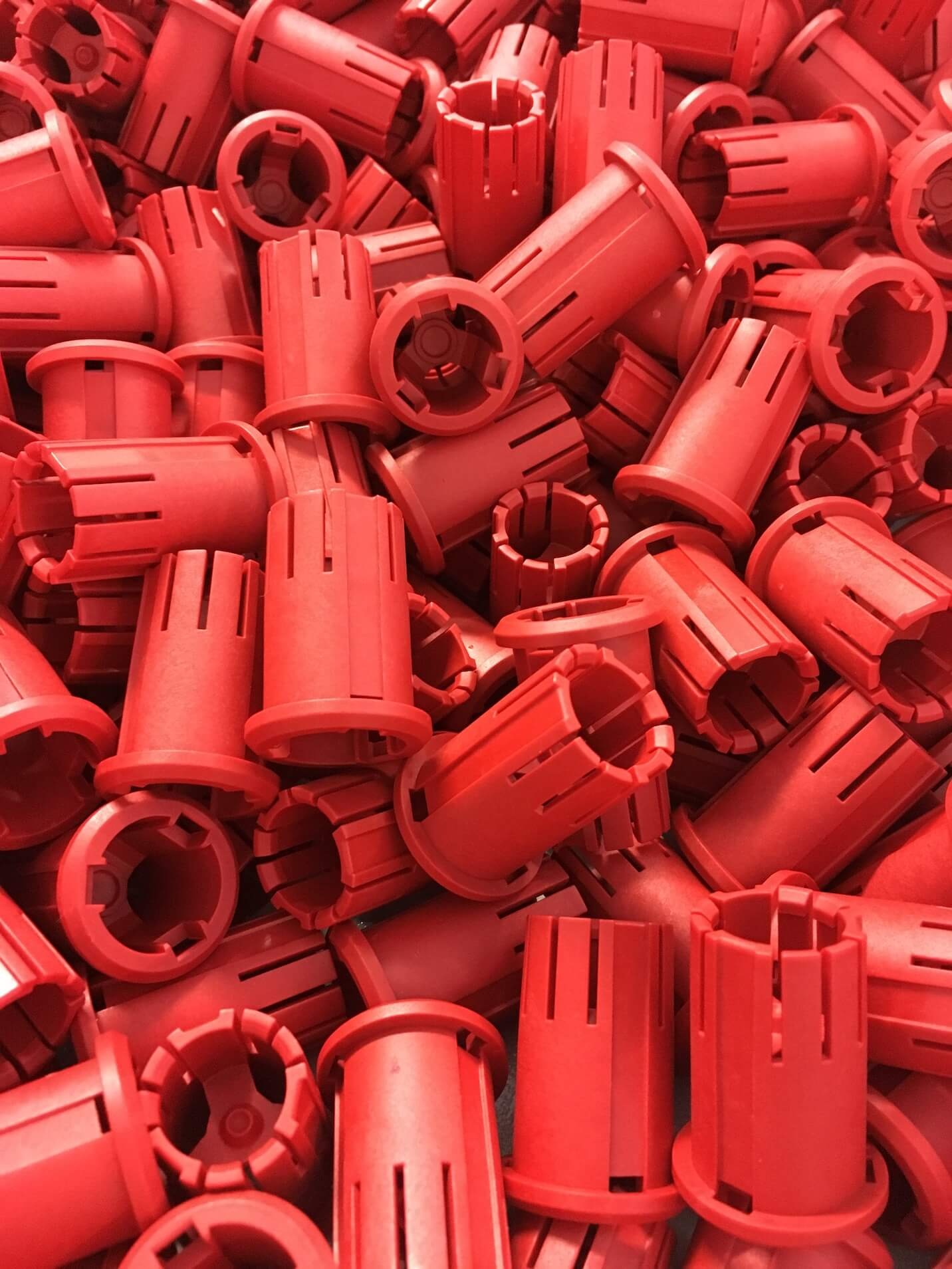Schneider injection moulded parts