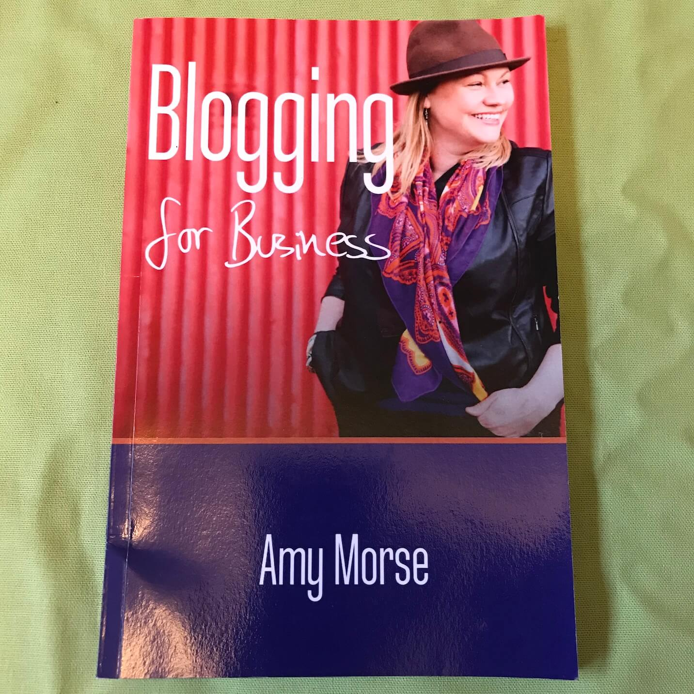 blogging for business by Amy Morse