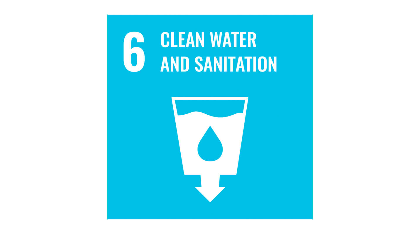 UN Sustainable Development Goal No 6